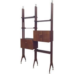 Beautiful Franco Albini Style Bookshelf