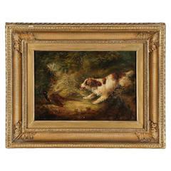George Armfield - Oil on Canvas