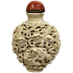 19th Century Snuff Bottle