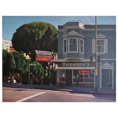 """Henrik von Gerber, """"Swensen's Ice Cream,"""" San Francisco"""