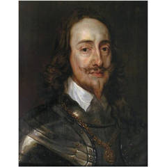 Theodore Roussel, Portrait of King Charles I