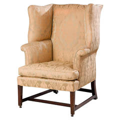 Georgian Wingback Chairs