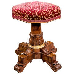 Regency Period Stool