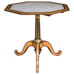 18th Century Directoire Centre Table