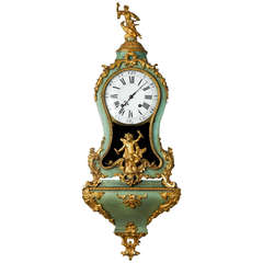Louis XIV Period Clock