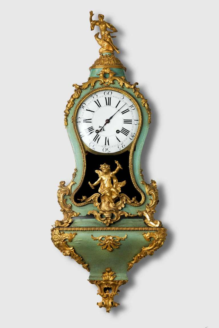Louis Xiv Period Clock For Sale At 1stdibs