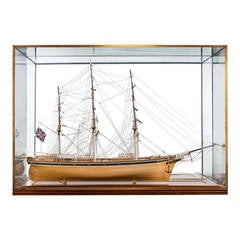 20th Century Model of The Cutty Sark