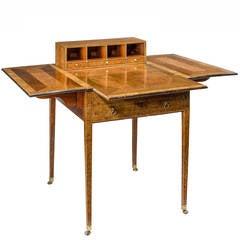 18th Century Metamorphic Pembroke Table