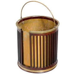 George III Period Plate Bucket