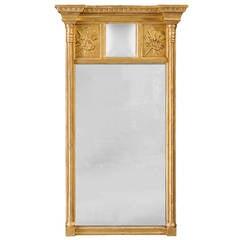 Regency Period Giltwood Mirror