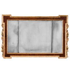 George II Period Landscape Mirror