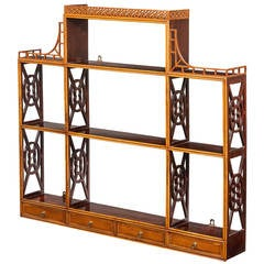19th Century Hanging Wall Shelves