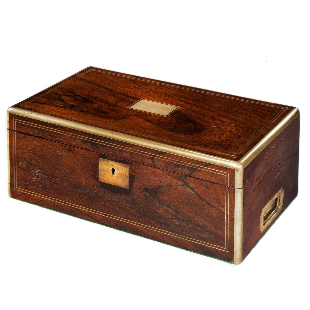 19th Century Period Writing Box For Sale