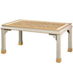 Fine Low Rectangular Table