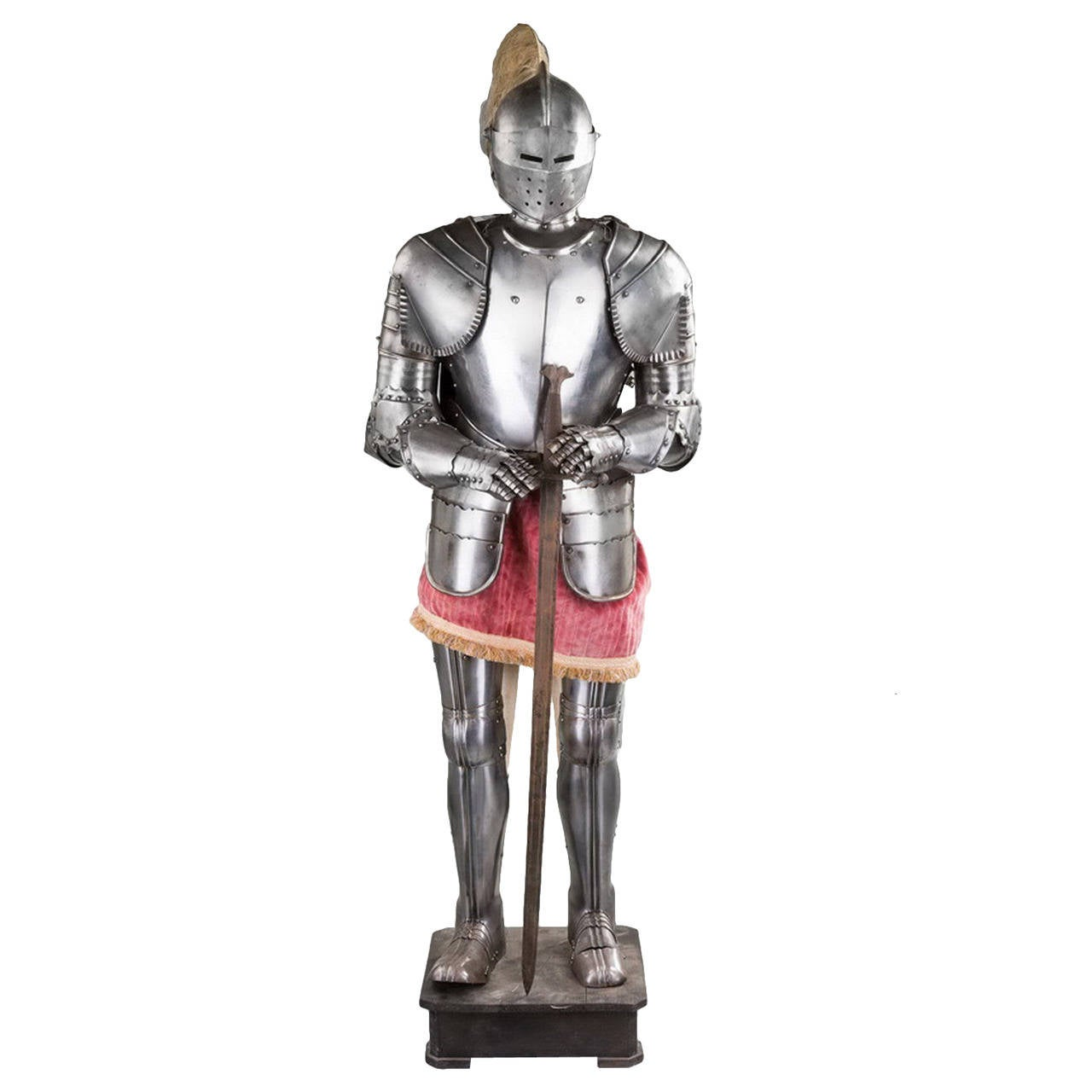 Mid-20th Century Suit of Armour