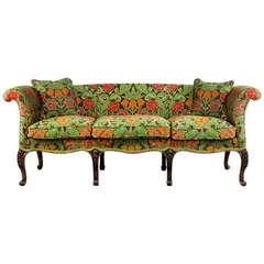 19th Century Mahogany Framed Sofa