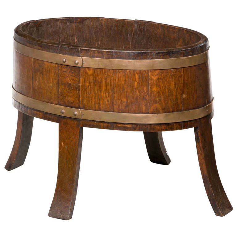 Early 20th Century Wine Cooler