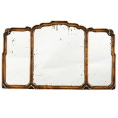 Queen Anne Design Mirror