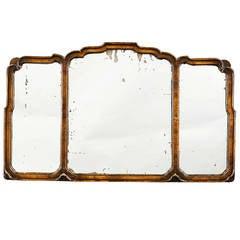 Queen Anne Design Mirror