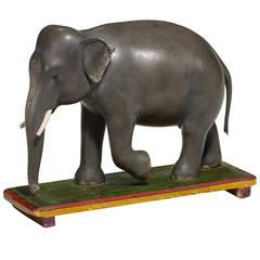 Indian Papier Mâché Elephant