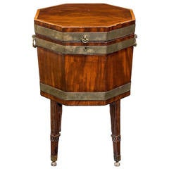 George lll Period Wine Cooler