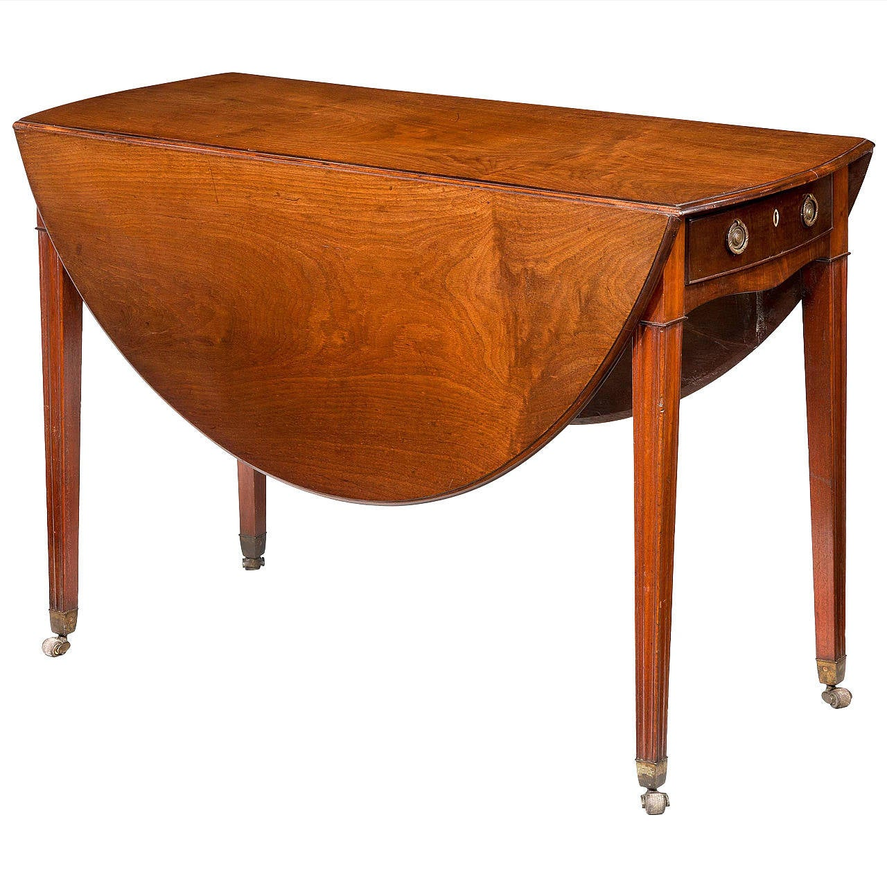 Late 18th Century Drop-Leaf Table