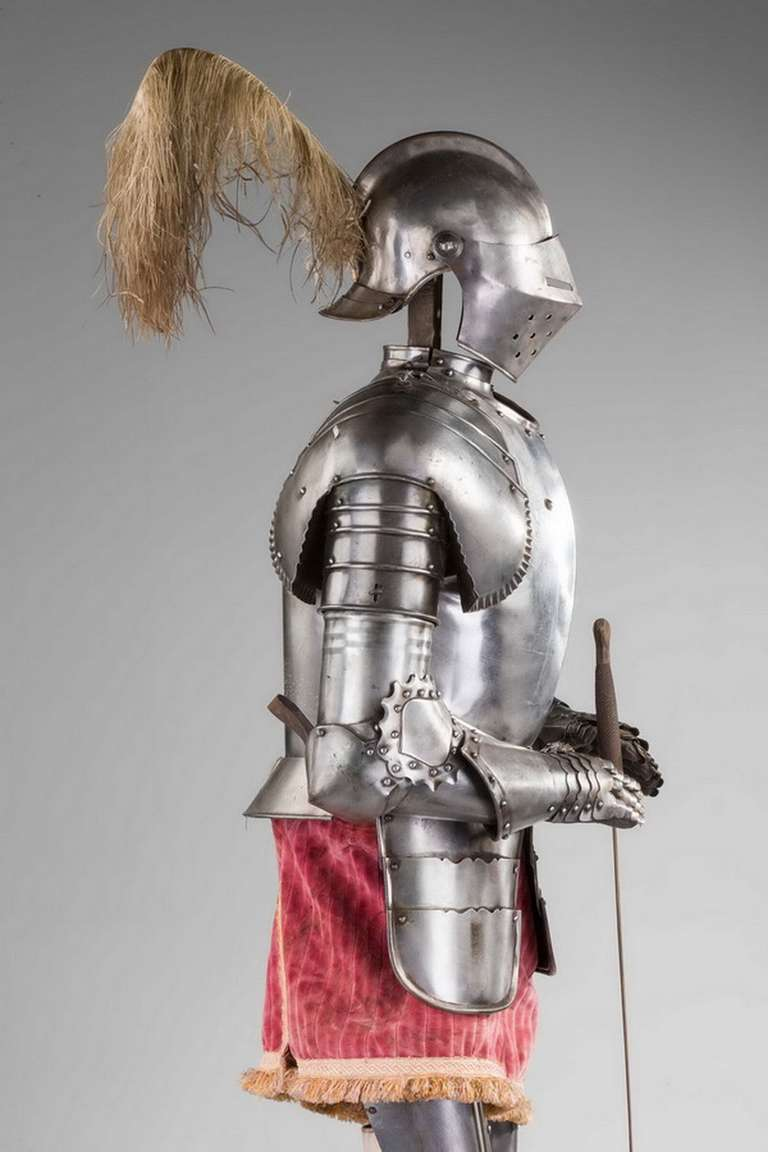 Unknown Mid-20th Century Suit of Armour