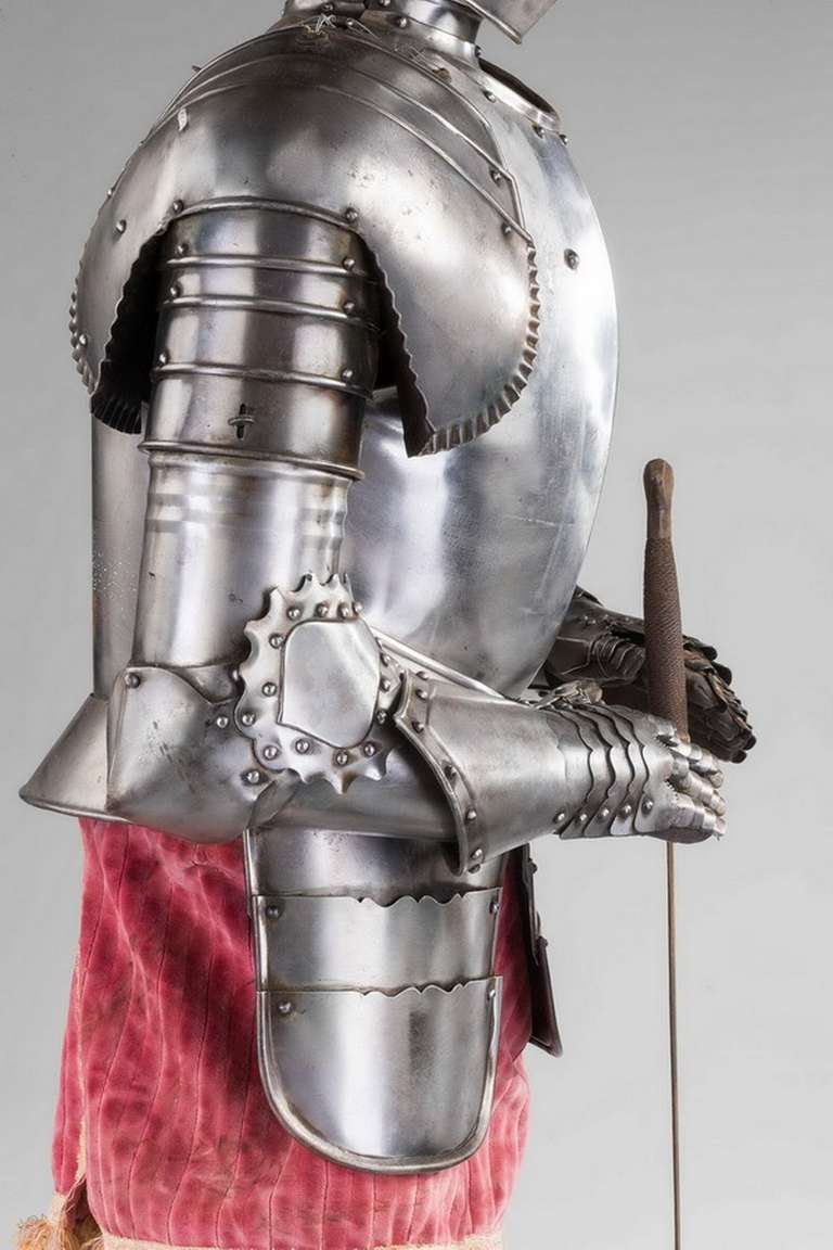 Mid-20th Century Suit of Armour In Good Condition In Peterborough, Northamptonshire