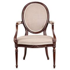 George III Design Armchair