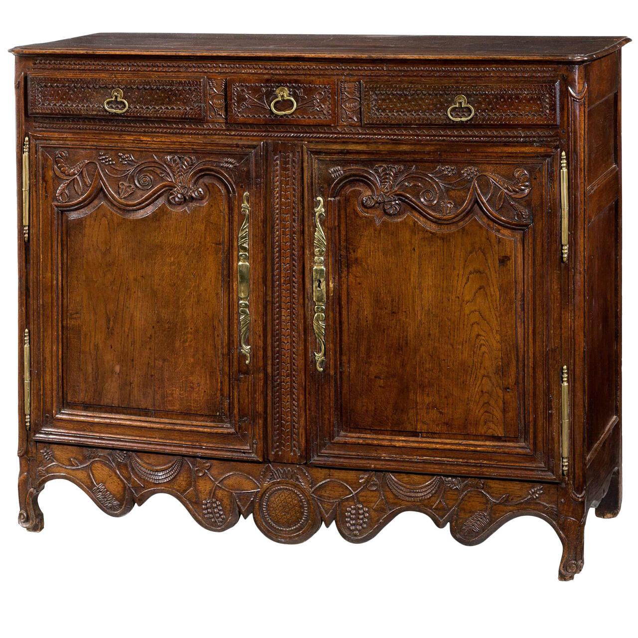 18th Century Oak Buffet