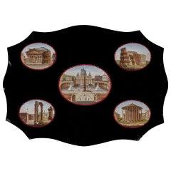 19th Century Micro Mosaic