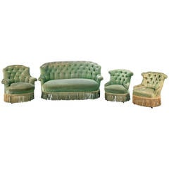 Mid-19th Century French Boudoir Suite