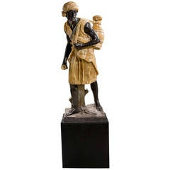 Late 19th Century North African Figure