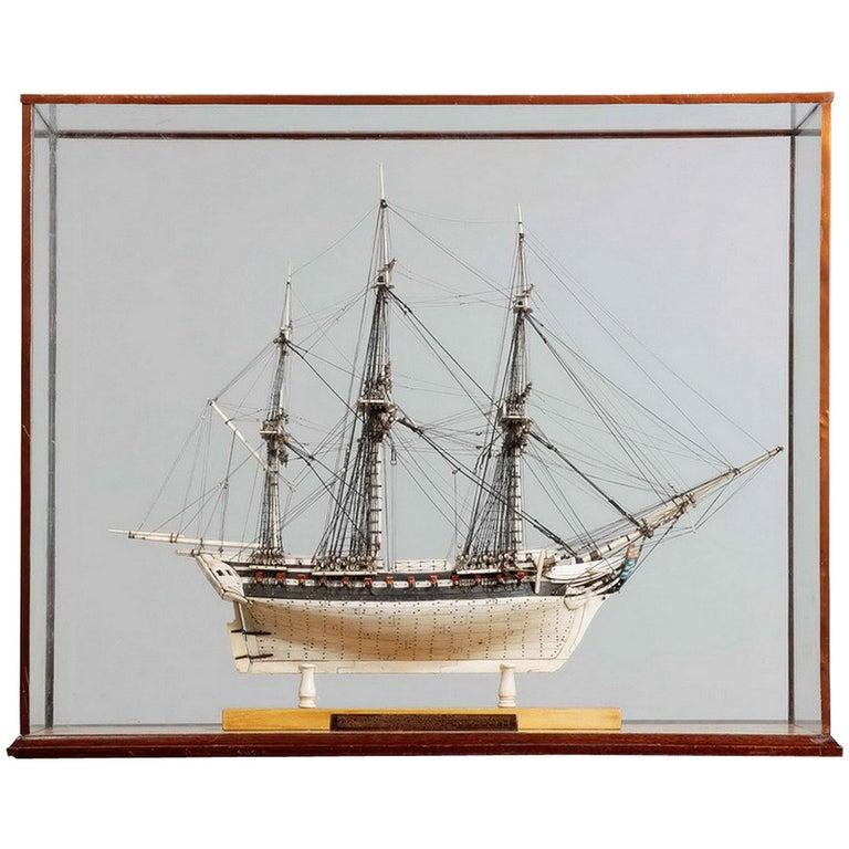 Fine 19th Century Prisoner of War Model For Sale