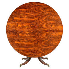 19th Century Circular Table