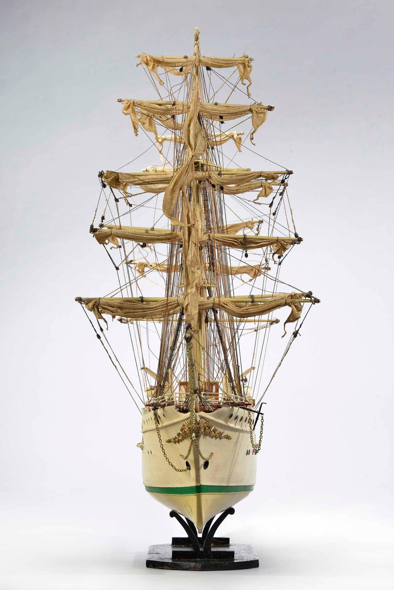 Mid-20th Century Ship Model In Good Condition For Sale In Peterborough, Northamptonshire