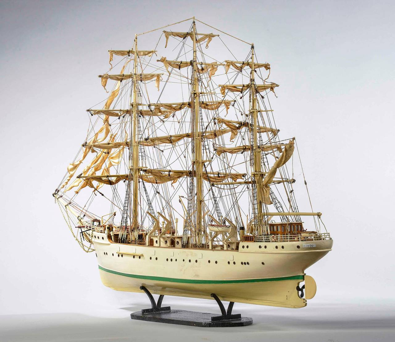 Mid-20th Century Ship Model For Sale 2