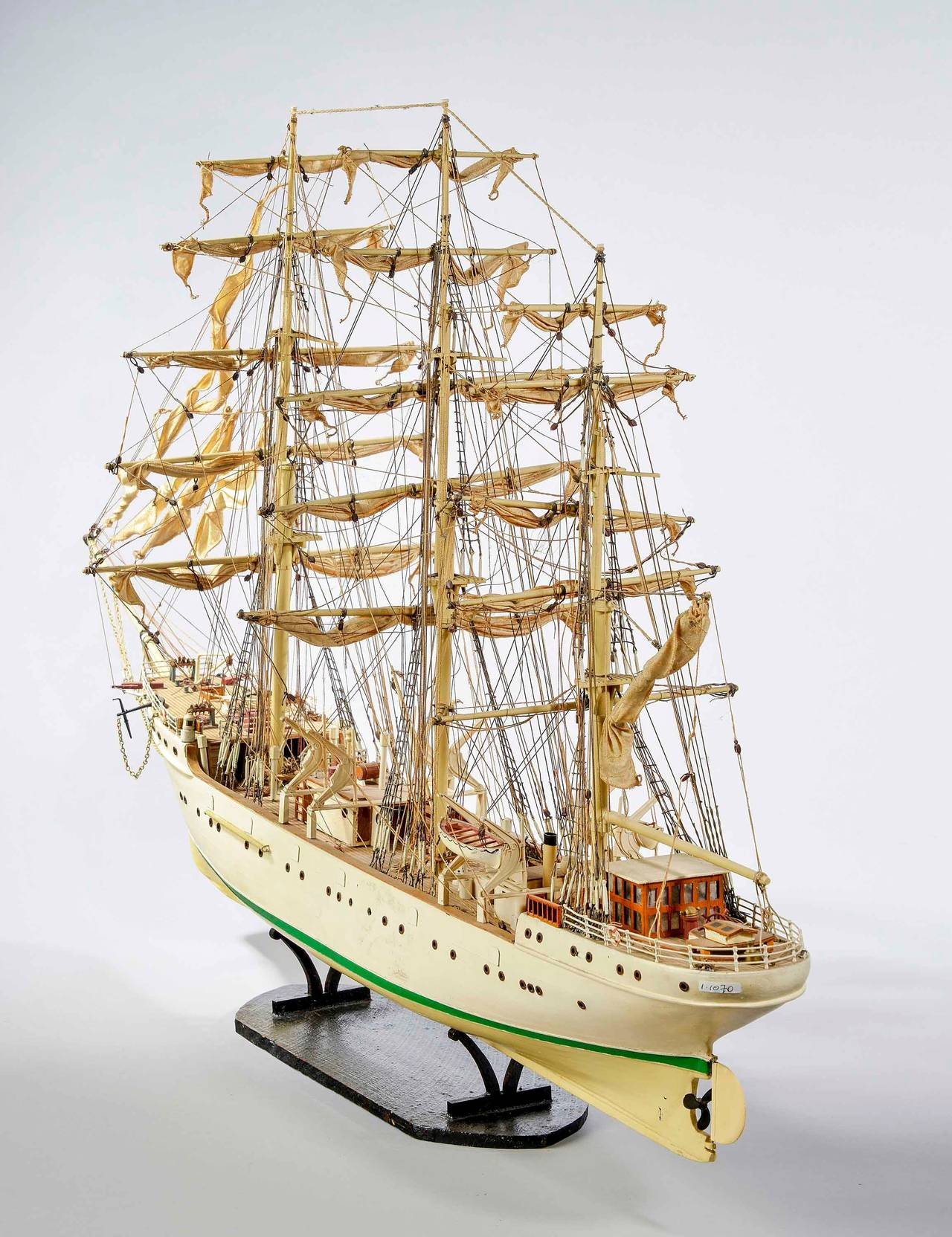 Mid-20th Century Ship Model For Sale 3