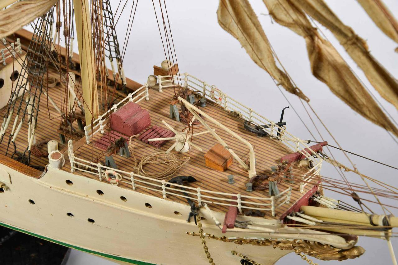 Mid-20th Century Ship Model For Sale 4