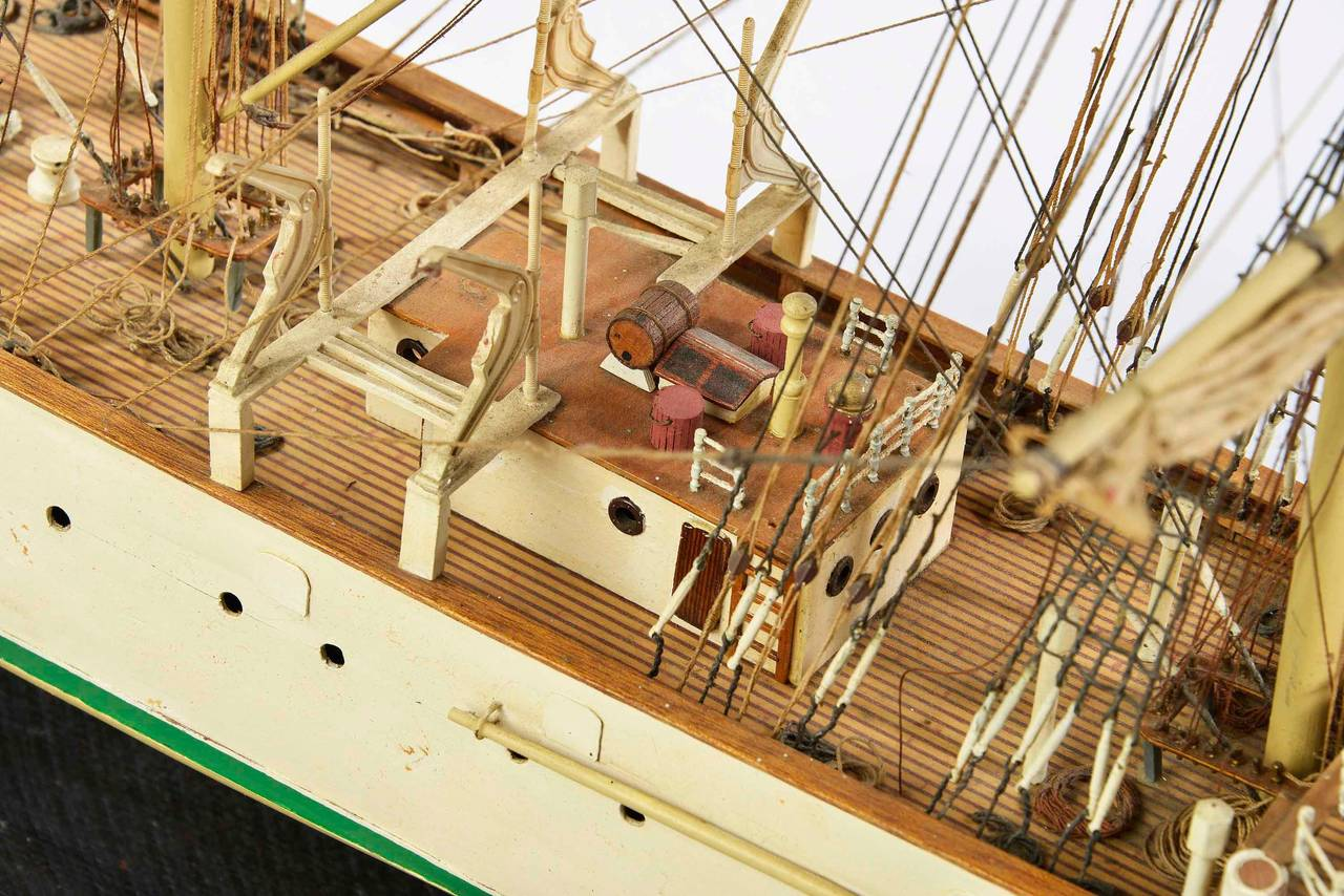 Mid-20th Century Ship Model For Sale 5