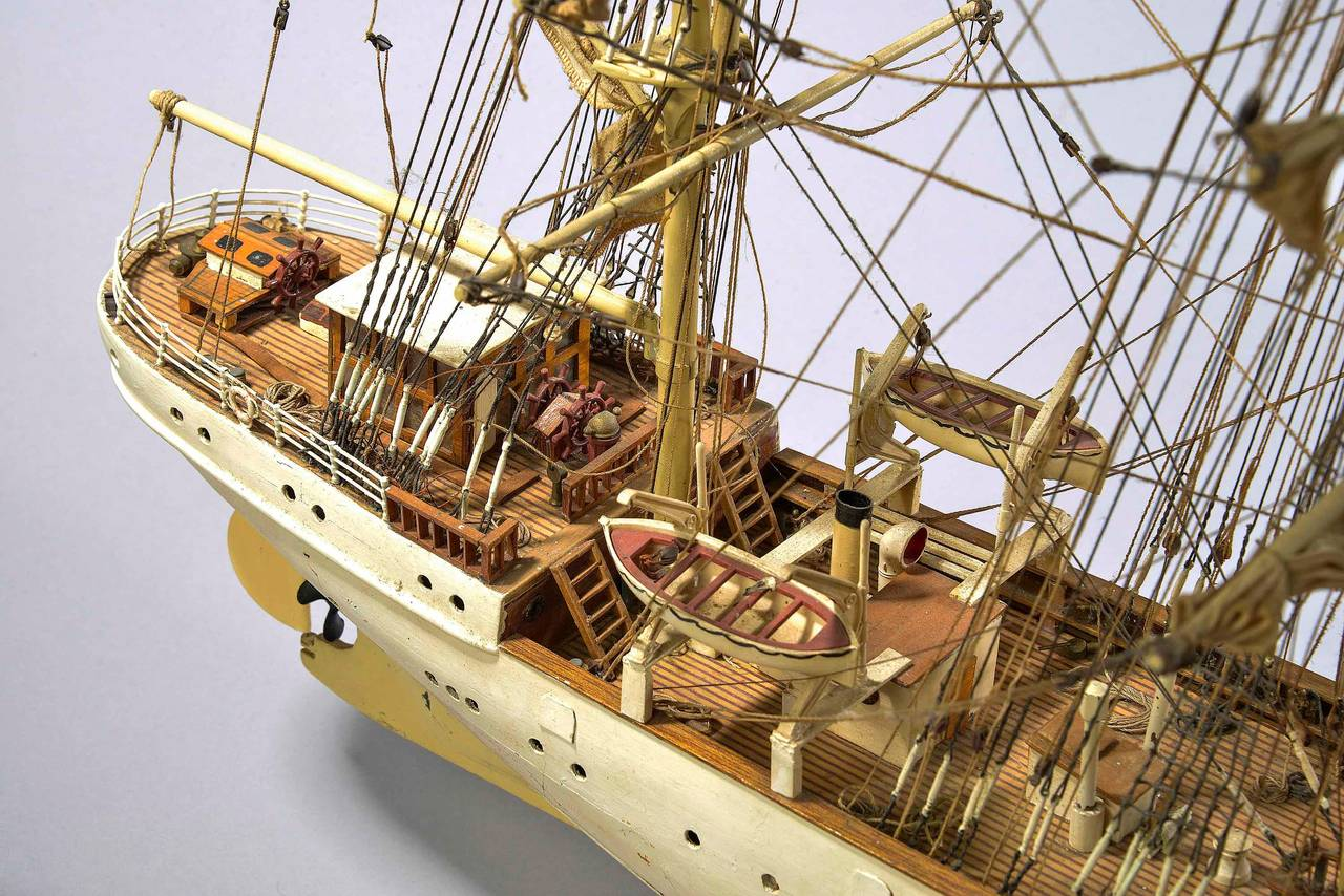 Mid-20th Century Ship Model For Sale 6
