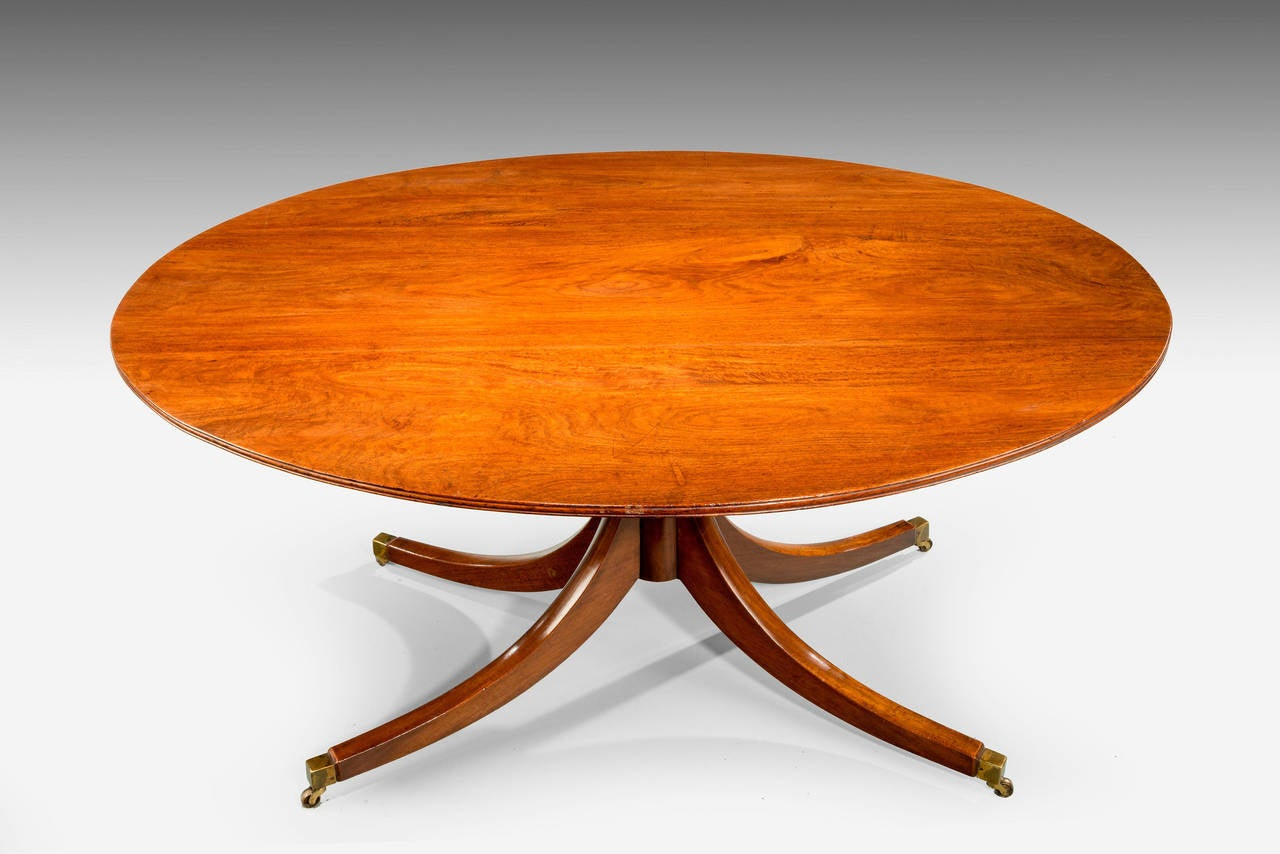 oval hair styles george iii period oval dining table for at 1stdibs 4991