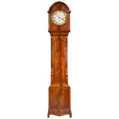 Late 19th Century Mahogany Longcase Clock