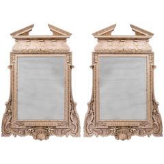 Pair of George II Design Mirrors