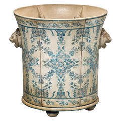 Mid-19th Century French Water Tub