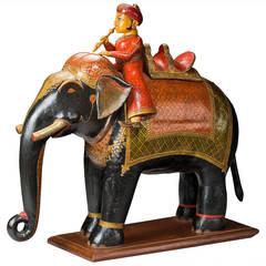 Large Kashmiri Elephant