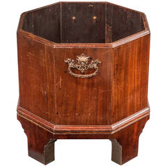 19th Century Octagonal Wine Cooler