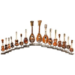 Collection of 19th Century Miniature Instruments