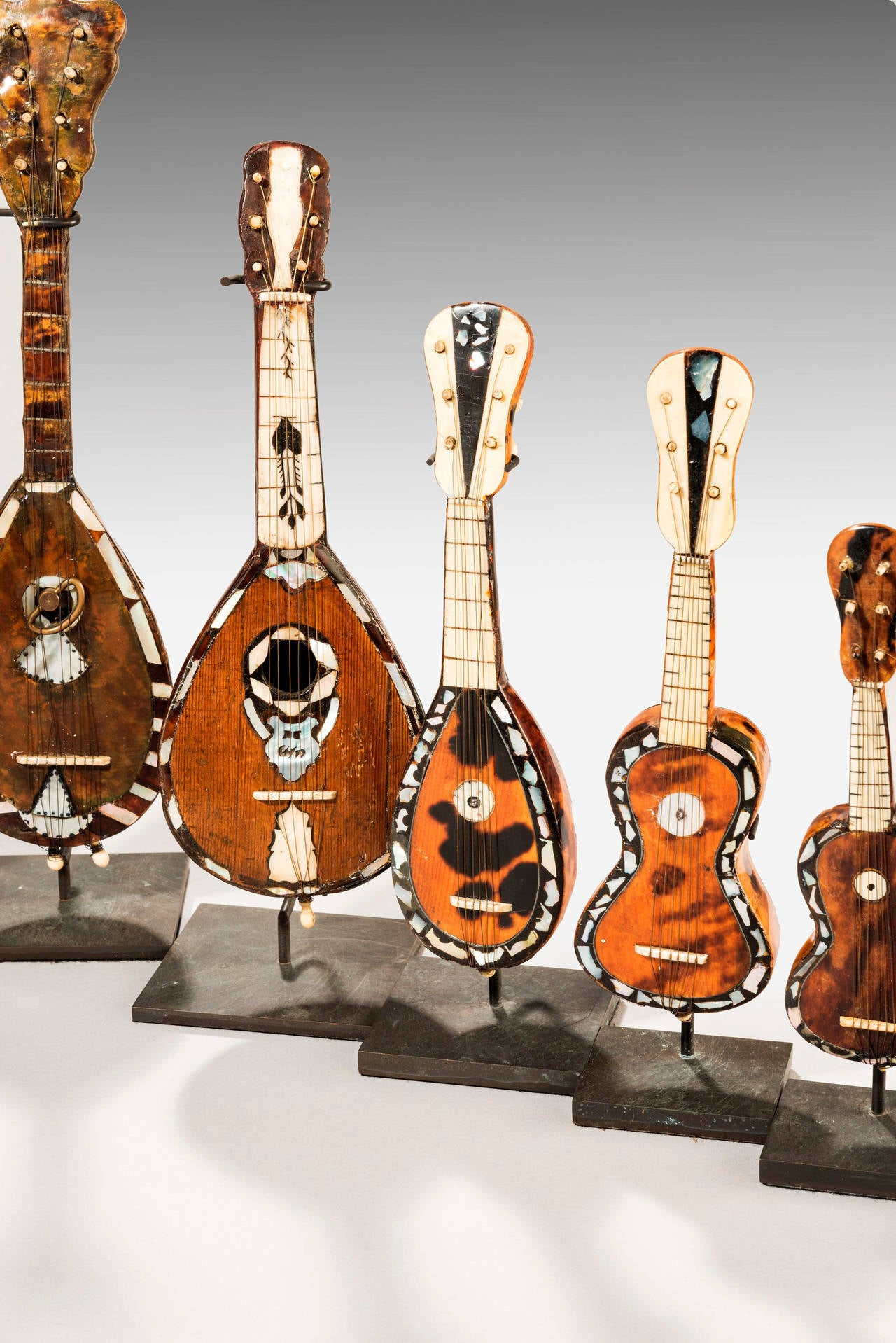 Collection of 19th Century Miniature Instruments For Sale 2