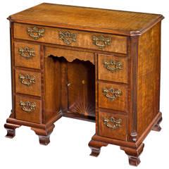 George III Period Knee Hole Desk